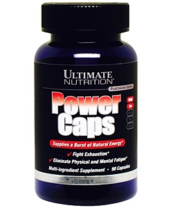 Ultimate Nutrition Power Caps (90 капсул)