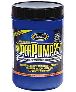 Gaspari Nutrition Super Pump 250 (250 грамм)