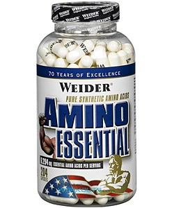 Weider Amino Essential (204 капсул)