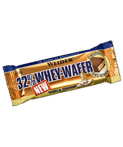 Weider 32% Whey Wafer Bar (1 батонч.)