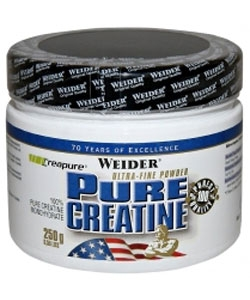 Weider Pure Creatine (250 грамм)