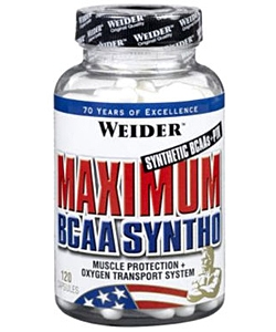 Weider Maximum BCAA Syntho (120 капсул)