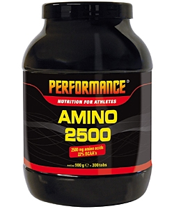 Performance Amino 2500 (300 таблеток)