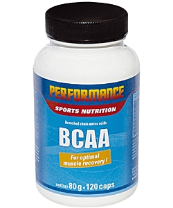 Performance BCAA (120 капсул)