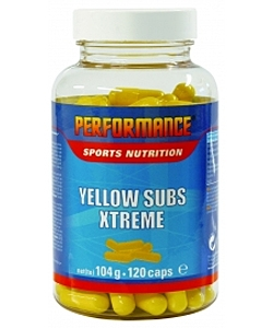 Performance Yellow Subs Xtreme (120 капсул)