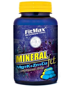 FitMax Mineral Fit (90 капсул)