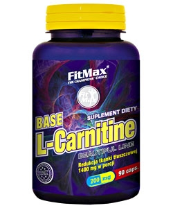 FitMax Base L-Carnitine (90 капсул)