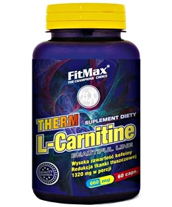 FitMax Term L-Carnitine (60 капсул)
