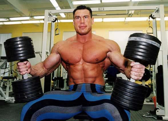 качать мышцы, бодибилдинг