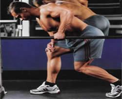 качать мышцы
