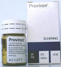 Провирон (мастеролон, вистимон)
