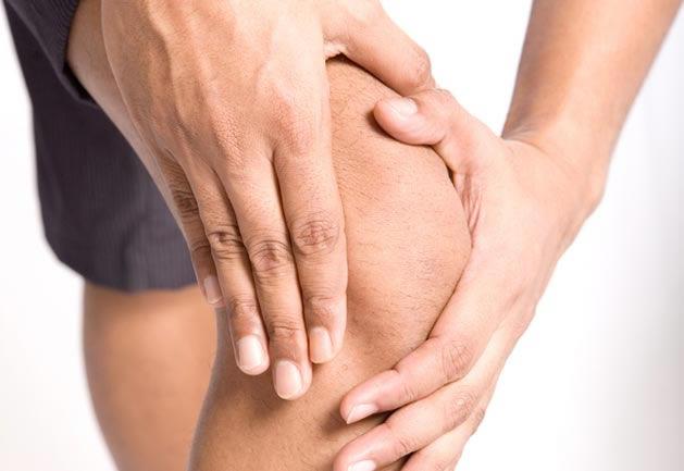Решение проблем с коленным суставом