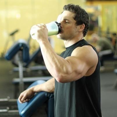 Как при помощи углеводов набрать мышечную массу