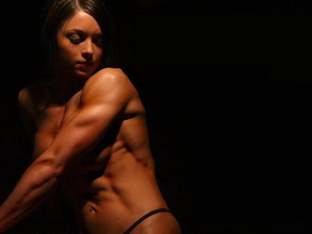 как прокачать мышцы