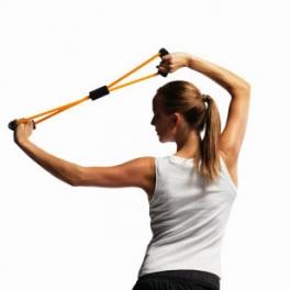Упражнения с эспандером. Программа тренировок