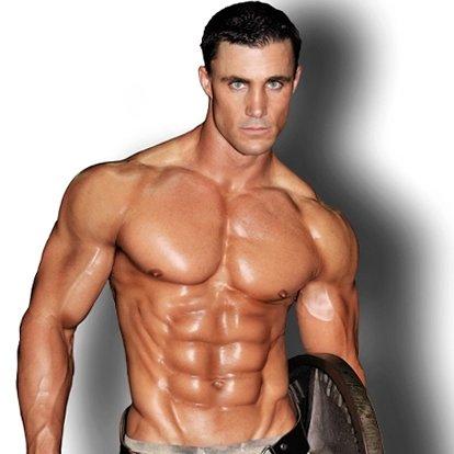 Упражнения для красивой груди. упражнения. качать грудь. качать пресс.