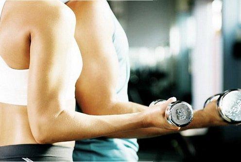Формируем рельеф мышц
