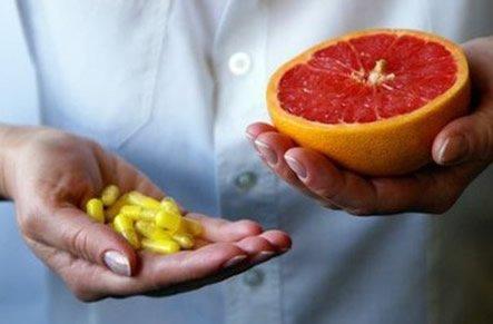 Витамины В1, B2, Bc, B6, B12 в продуктах питания в таблицах