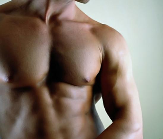 Десять лучших упражнений для построения мощных грудных мышц
