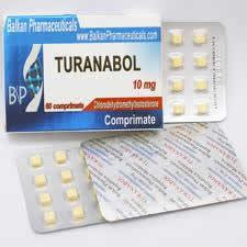 Туринабол – анаболический стероид для роста сухих мышц